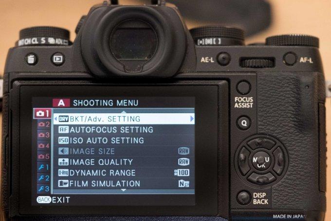 Fuji Camera Settings-1
