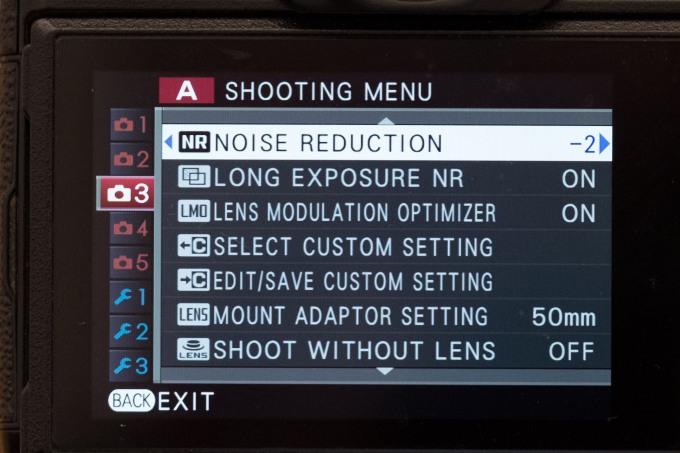 Fuji Camera Settings-5