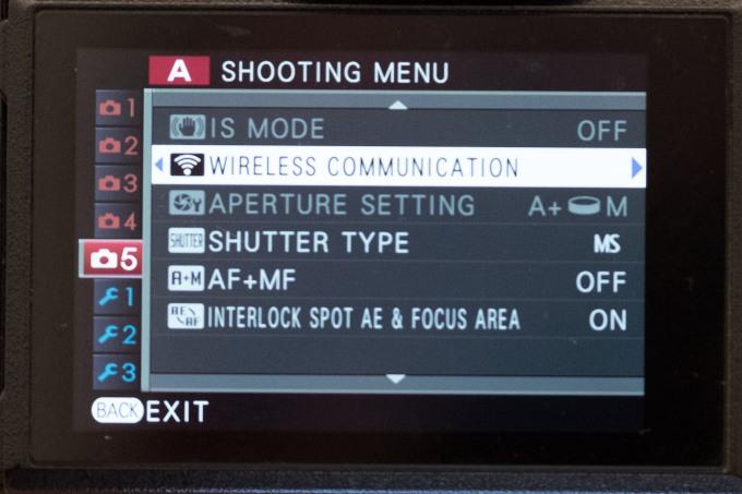 Fuji Camera Settings-7